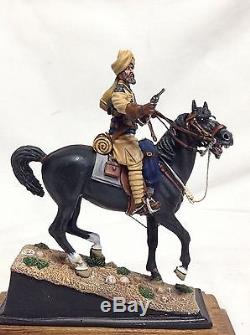 5th Punjab Frontier Cavalry Rgt. 1895. India. Great Britain