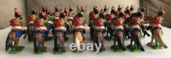73 Britains Deetail French Napoleonic Mounted Cavalry 3 Different Regiments
