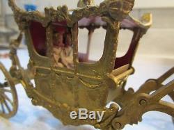 80+ pieces BRITAIN'S KING GEORGE VI CORONATION PRESENTATION SET IN BOX #1477