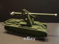 All Original William Britains 155 MM Self Propelled Gun Centurion Tank 101/2