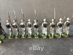 Ancient Britains 1st Version Set 192 French Infantry Circa 1920