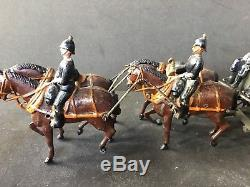 Ancient Britains Set 145 1st Version Circa 1906 with Medical Corp Figures