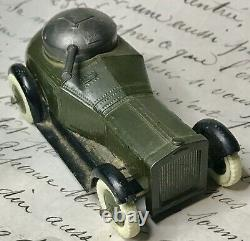 Antique Britains Toy Soldier Armored Car 1321 Tank