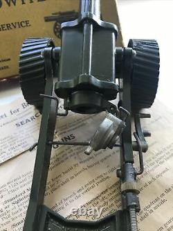 BRITAINS 18 HOWITZER BOXED/ SHELLS No 2107 All Original. Paperwork Too