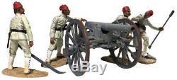 BRITAINS 27078 Krupp Gun War Along The Nile