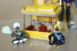 BRITAINS 40186 DEHI DURBAR INDIA The STATE ELEPHANT of the NIZAM of HYDERABAD nt