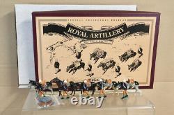 BRITAINS 8857 ROYAL ARTILLERY MOUNTAIN BATTERY MINT BOXED nz