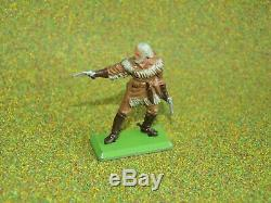 BRITAINS DEETAIL 1970s, 7th CAVALRY ON FOOT. 21 IN TOTAL, TOY SOLDIERS