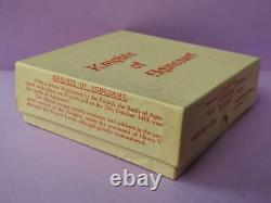 BRITAINS LEAD KNIGHTS OF AGINCOURT SERIES BOXED No. 1659 VINTAGE 1960