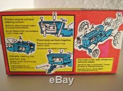 BRITAINS MINI SET 1101 farm tractor Ford 5000 Mint In Box Vintage 60s COMPLETE