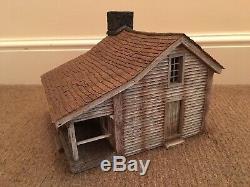 Beautiful W. Britains 51004 American CIVIL War North American Farmhouse Building