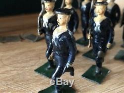 Beiser / Britains Very Rare Knockdown Game US Navy. C1910