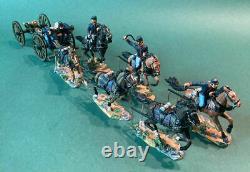 BritainS American Civil War. Regiments Union Artillery Six Horse Set. 17379