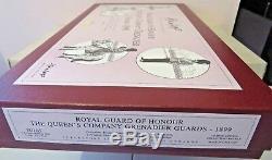 Britain's 105 Hamleys Ltd Edition 1000 Queen's Royal Grenadier Guard Honour 1899