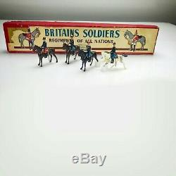 Britain's L'Armee Belgique Belgian Soldiers 2me Regt Chasseur a Cheval No. 190