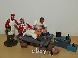 Britain's Napoleonic 36005 British Coldstream Guards Light Company Surgeon Set