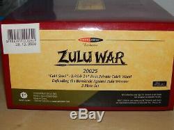 Britain's Zulu War 20025 Cold Steel Defending The Barricade Set