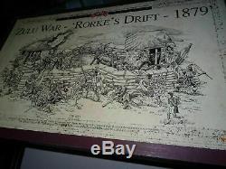 Britain's Zulu War Series Rorke's Drift 1879 Set No. 05198 Limited Edition
