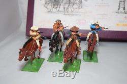 Britains 00259 The Boer War Centenary Set 12 Figures & Outer Limited Edition