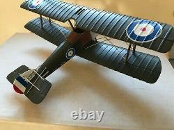 Britains 08941 Sopwith Camel Aeroplane & Crew, boxed