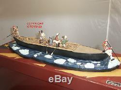 Britains 17229 George Washington Crossing The Delaware River Boat + Sailors Set