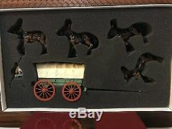 Britains 17571 Federal Ordnance Wagon, use withKing & Country, John Jenkins, etc