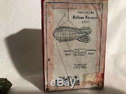 Britains 1855 Barrage Balloon Set Rare Pre War Set
