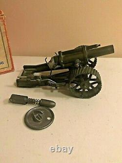 Britains 18 inch Heavy Howitzer Army Set with Box