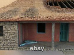 Britains 20009 Zulu War Rorkes Drift Hospital Building Toy Soldier Diorama Set