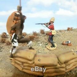 Britains 20030 Breaching the Wall Rare Zulu War Set