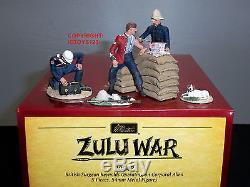 Britains 20042 Zulu War British Surgeon Reynolds Operation On Corporal Allen Set