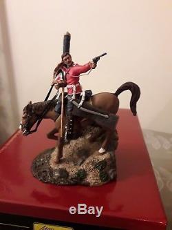 Britains 39002 Zulu War Lieutenant Melvill, Saving The Queens Colours