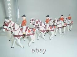 Britains 40295 Queen Elizabeth In Golden Jubilee Horse Drawn Coronation Coach