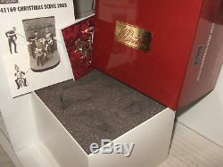 Britains 41169 Christmas scene 2005, Household Cavalry, Blues & Royals at the Bar
