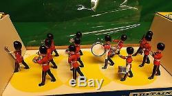 Britains 7243 Eyes Right Band Of The Scots Band Set Boxed (bs246)
