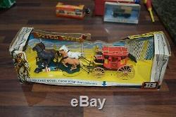 Britains 7615 Wild West Concord Overland Stagecoach