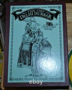 Britains 8848 The Delhi Durbar British Army In India State Elephant Set