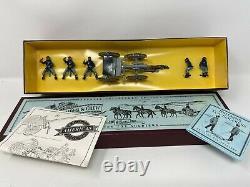 Britains 8869 American Civil War, Union Gun, Limber & Crew