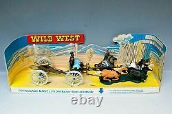Britains ACW #7464 Federal Gun Team & Limber Wild West Window Box
