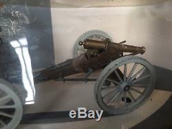 Britains ACW Confederate Gun Team Limber 7434 Boxed