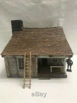 Britains Acw 51004 American CIVIL War North American Farmhouse Building