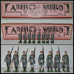 Britains Armie of the World Set #432 German Infantry AA-10228
