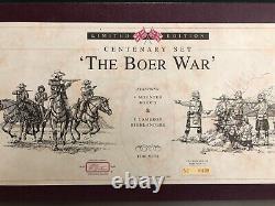 Britains Boxed Set 00259 The Boer War Centenary Set. 54mm Metal Models