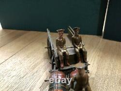 Britains Boxed Set 146a RASC Wagon, Active Service Order. Pre War c1925