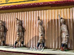 Britains Boxed Set 1621 12th Frontier Force Regiment. Pre War c 1938