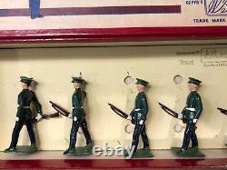 Britains Boxed Set 2088 Duke Of Cornwalls Light Infantry. Post War, c1950s
