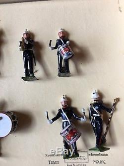 Britains Boxed Set 2153 Band Of The Royal Marines