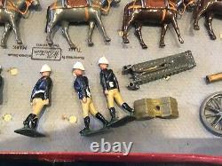 Britains Boxed Set 28 Mountain Artillery. Pre / Post War