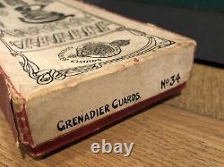 Britains Boxed Set 34 Grenadier Guards Firing. Pre War c1925