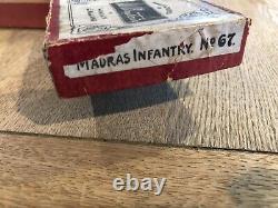 Britains Boxed Set 67 1st Madras Native Infantry. Pre War c1925